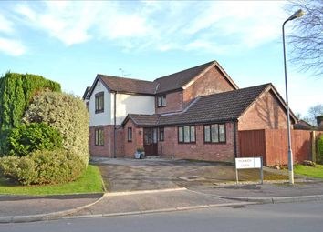 Thumbnail 4 bed detached house for sale in Copperfield Drive, Thornhill, Cardiff