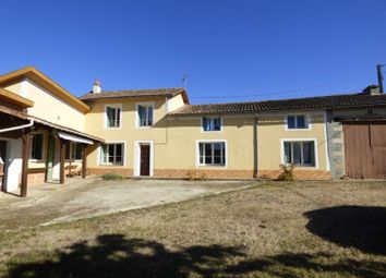 Thumbnail 5 bed property for sale in Villefagnan, Nouvelle-Aquitaine, 16240, France