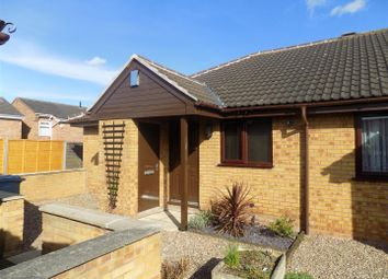 Thumbnail 2 bedroom semi-detached bungalow for sale in Windsor Court, Bingham, Nottingham