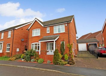 Thumbnail 4 bedroom detached house for sale in Whitefriars Road, Lincoln
