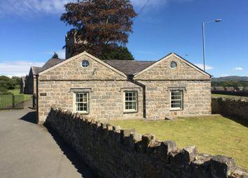 Thumbnail 3 bedroom property for sale in Llanbeblig Road, Caernarfon, Gwynedd