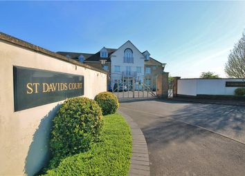 Thumbnail 2 bed flat to rent in St Davids Court, London Road, Ashford, Middlesex