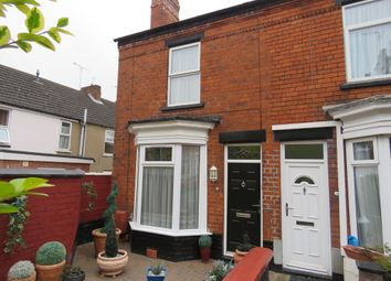 Thumbnail 2 bed end terrace house for sale in South Parade, Lincoln