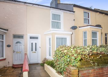 Thumbnail 2 bed terraced house for sale in Percy Road, Hastings