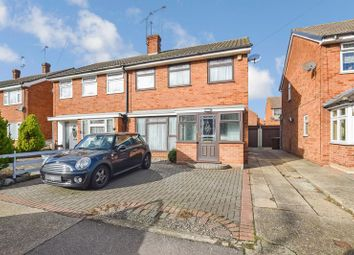 Thumbnail 3 bed semi-detached house for sale in Hill Terrace, Fobbing Road, Corringham, Stanford-Le-Hope