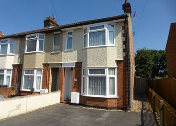 Thumbnail 3 bed end terrace house for sale in Parliament Road, Ipswich