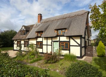 Thumbnail 4 bed detached house for sale in Radford, Worcester