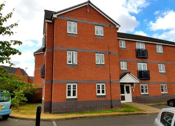 Thumbnail 2 bed flat for sale in Otter Street, Hilton, Derby