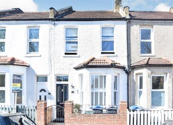 Thumbnail 2 bed terraced house for sale in Miles Road, Mitcham