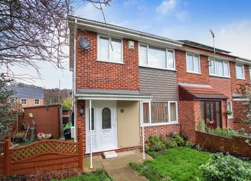 Thumbnail 3 bed end terrace house for sale in Ranworth Close, Belton, Great Yarmouth