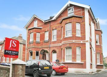 Thumbnail 1 bed flat for sale in Park Road, Worthing