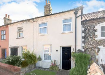 Thumbnail 3 bed terraced house for sale in Melford Bridge Road, Thetford