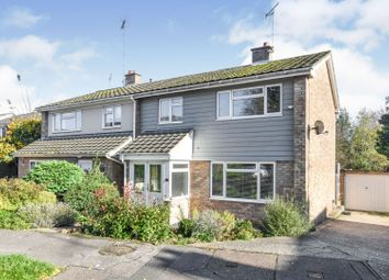 3 bed semi-detached house for sale in Roland Close, Broomfield, Chelmsford CM1