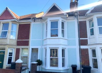 Thumbnail 2 bed terraced house for sale in Hill Avenue, Victoria Park, Bristol