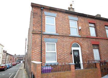 Thumbnail 3 bedroom property to rent in Wellington Street, Garston, Liverpool