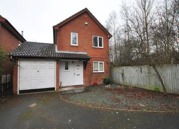 Thumbnail 3 bed detached house for sale in Dashwood Drive, Dothill, Telford, Shropshire