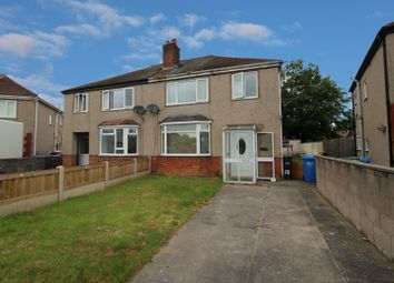 Thumbnail 3 bed semi-detached house for sale in Thornley Avenue, Rhyl, Denbighshire
