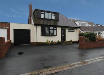 Thumbnail 4 bedroom bungalow for sale in Deerhurst Road, Thornton-Cleveleys