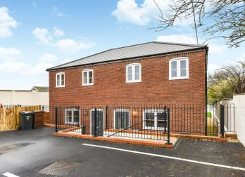 3 bed semi-detached house for sale in Belle Vue Road, Andover SP10