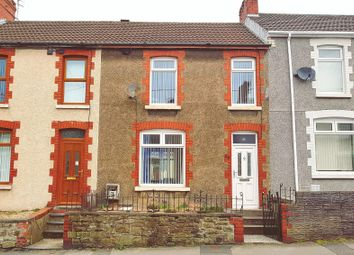 Thumbnail 2 bedroom terraced house for sale in Pwll-Y-Garth Street, Kenfig Hill