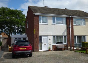 Thumbnail 3 bed semi-detached house to rent in Stafford Road, Caldicot