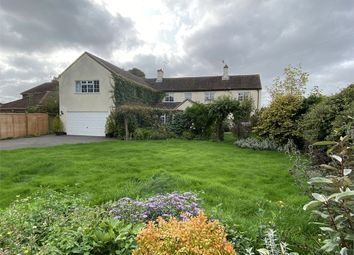 Thumbnail 5 bed detached house for sale in Woodhill Road, Collingham, Nottinghamshire.