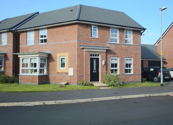 Thumbnail 3 bed detached house for sale in Townsend Drive, Buckshaw Village, Chorley