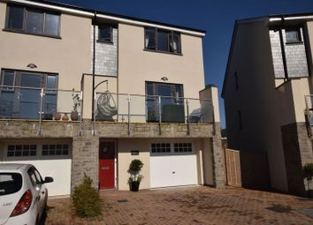 Thumbnail 3 bed end terrace house for sale in Sharkham Drive, Brixham