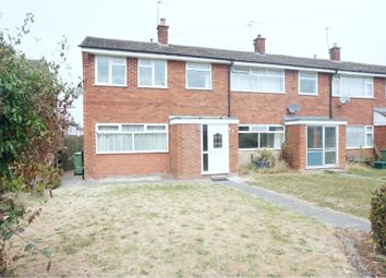 Thumbnail 4 bed town house for sale in Bramley Walk, Helsby