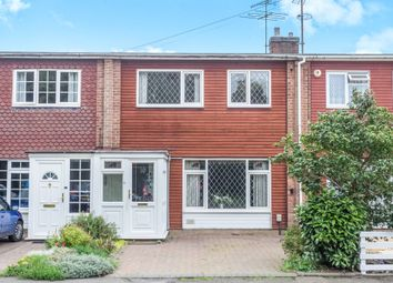 Thumbnail Terraced house for sale in Forge Road, Kenilworth