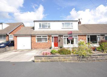 Thumbnail 4 bed semi-detached bungalow for sale in Rutland Avenue, Freckleton, Preston, Lancashire