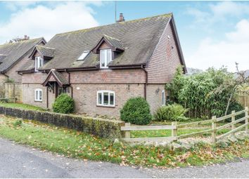 Thumbnail 3 bed detached house for sale in Soames Lane, Ropley, Alresford