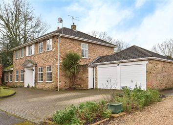Thumbnail 4 bed detached house for sale in Broome Close, Yateley, Hampshire