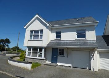 Thumbnail Detached house for sale in Lon Tesog, Trearddur Bay, Anglesey