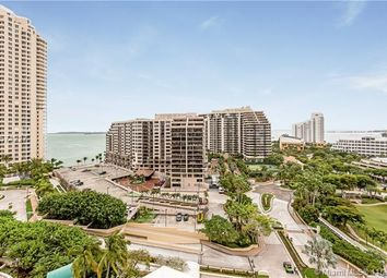 Thumbnail 3 bed apartment for sale in 888 Brickell Key Dr, Miami, Florida, United States Of America