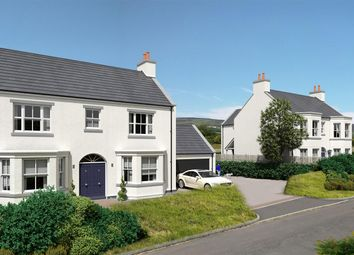 Thumbnail 5 bed detached house for sale in Clypse, Onchan, Isle Of Man