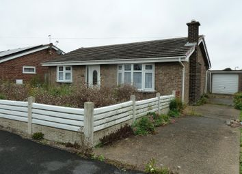 Thumbnail 2 bed detached bungalow for sale in Champion Way, Mablethorpe