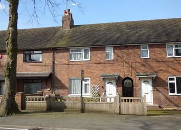 Thumbnail 2 bedroom town house for sale in Orme Road, Poolfields, Newcastle-Under-Lyme