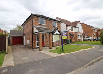 Thumbnail 3 bed detached house to rent in Spindlewood Road, Ince, Wigan