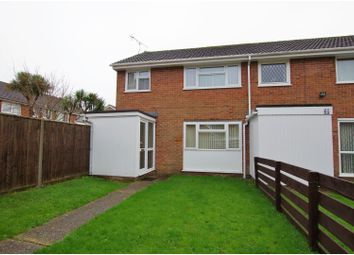 Thumbnail 3 bed end terrace house for sale in Studley Avenue, Southampton