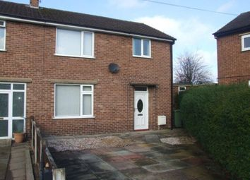 Thumbnail 3 bed property to rent in The Crescent, Weaverham, Northwich