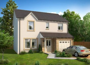 Thumbnail 4 bedroom detached house for sale in Plot 2, The Gigha, Strathord Park, Linn Road, Stanley, Perth & Kinross