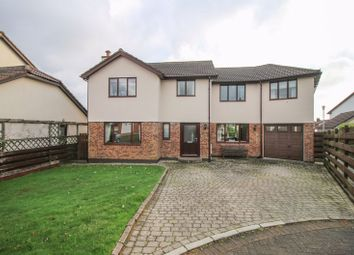 Thumbnail 5 bed detached house for sale in Hilltop Rise, Douglas, Isle Of Man