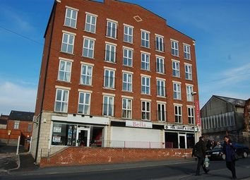 Thumbnail 2 bed flat for sale in 35 Manchester Road, Preston