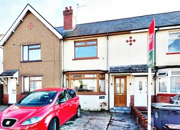 Thumbnail 2 bedroom terraced house to rent in Cornelly Street, Llandaff North, Cardiff