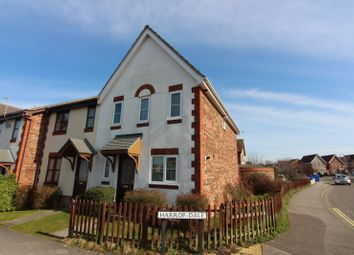 Thumbnail 3 bed end terrace house for sale in Harrop Dale, Carlton Colville