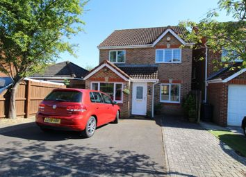 Thumbnail 3 bed detached house for sale in Caesar Avenue, Kingsnorth, Ashford