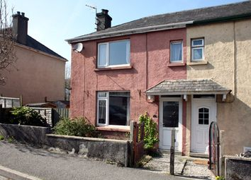 Thumbnail 3 bed end terrace house to rent in Boughthayes, Tavistock