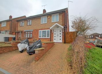 3 bed semi-detached house for sale in Cromwell Road, Ware SG12