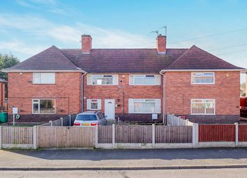 Thumbnail 2 bed terraced house for sale in Amesbury Circus, Nottingham